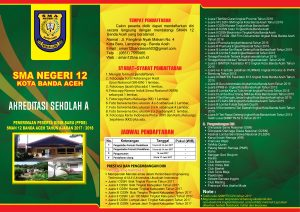 Pendaftaran Peserta Didik Baru Ppdb Sman 12 Banda Aceh